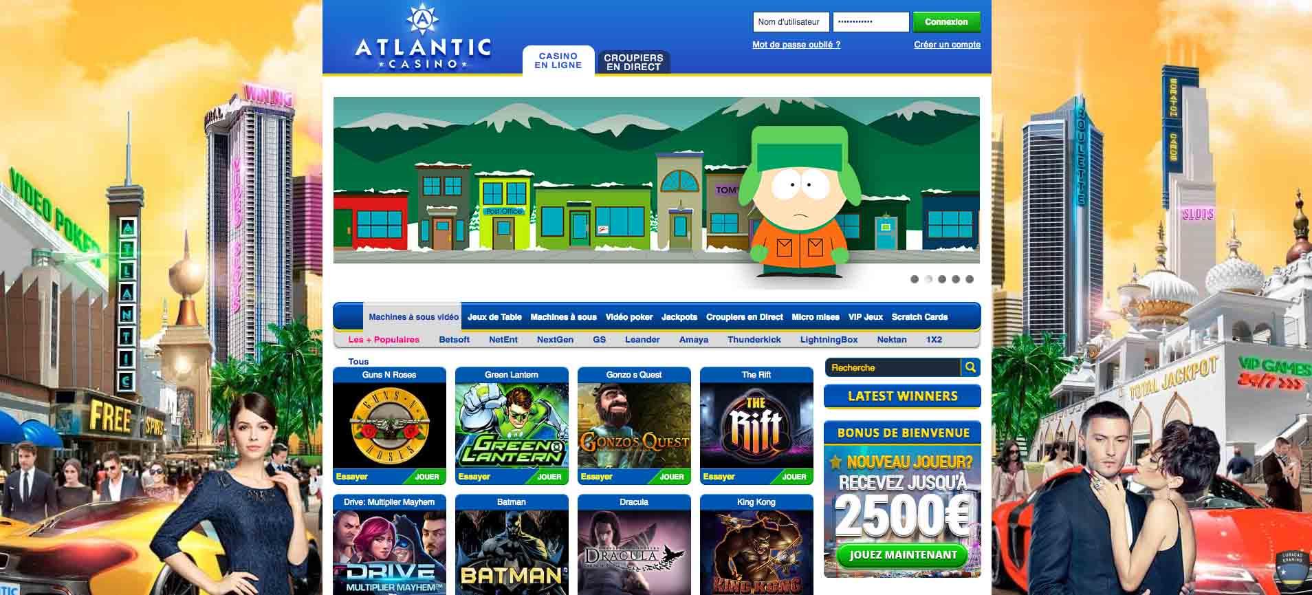 atlantic casino avis